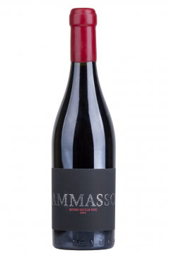 Rượu vang đỏ Ý AMMASSO Rosso Sicilia DOC