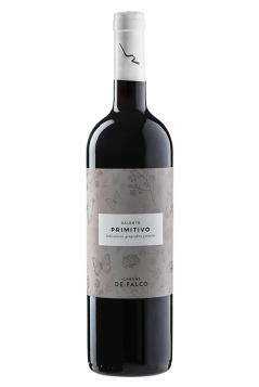 Rượu vang đỏ Ý Cantine De Falco Primitivo Salento IGP