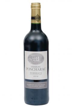 Rượu vang Chateau Poncharac Bordeaux 2018