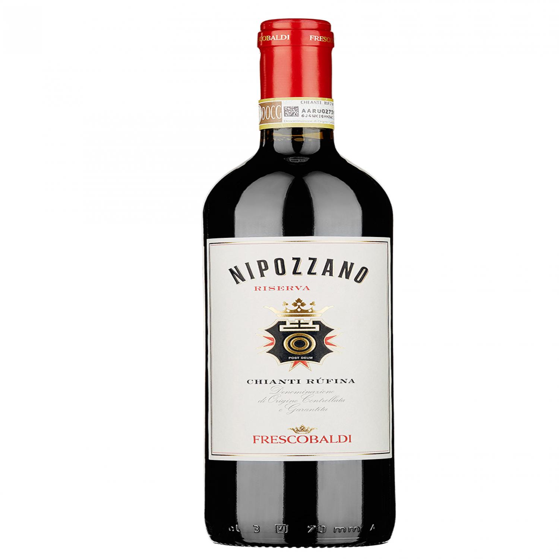 Rượu vang đỏ Ý Chianti Nipozzano Riserva 750ml