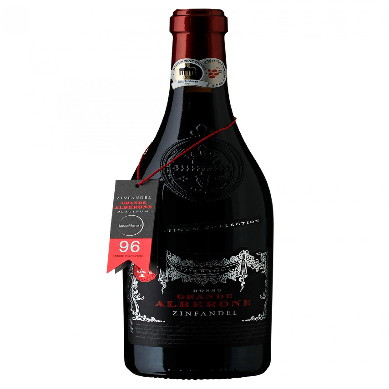 Rượu vang đỏ Ý Grande Alberone Zinfandel