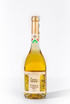 Rượu vang ngọt Hungary TOKAJI SZAMORODNI ST.STEPHAN'S CROWN SWEET 2013