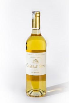 Rượu vang trắng Pháp - Château Suau Sauternes Grand Cru Classe 2014