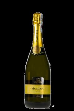 Rượu Vang Nổ Ý - Moscato Spumante
