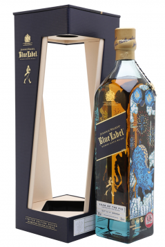Rượu Johnnie Walker Blue Year of Pig 75cl