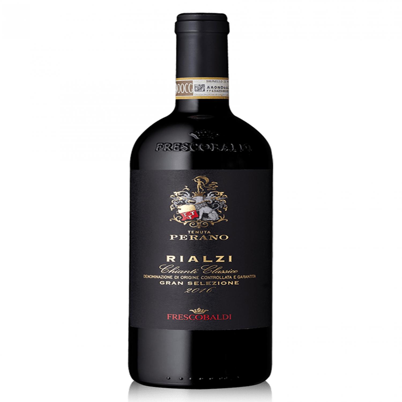 Rượu vang đỏ Ý Perano Rialzi Chianti Classico Gran Selezione