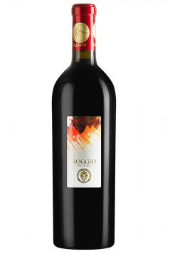 Rượu vang đỏ Ý Roggio - DOC Superiore