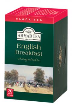 Trà Buổi Sáng Anh Quốc Ahmad 50g (25 túi x2g)