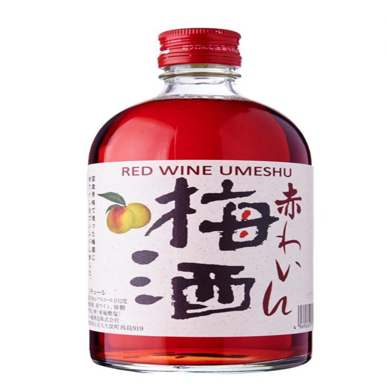 Rượu mơ Nhật Red Wine Umeshu