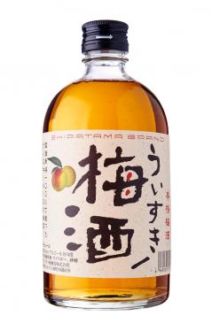 Rượu mơ Nhật Umeshu with Akashi Blended Whisky