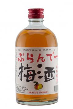 Rượu mơ Nhật Umeshu with Brandy