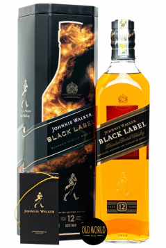 Rượu Johnnie Walker Black Label Hộp Quà Tết 2021