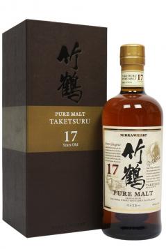 Rượu Nikka Taketsuru Pure Malt 17 năm 43% 700ml