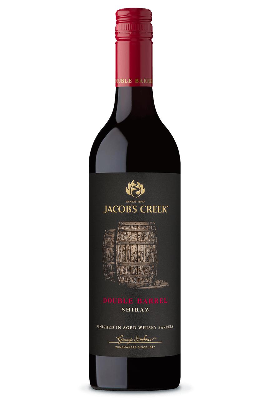 Rượu vang Jacob's Creek Double Barrel Shiraz