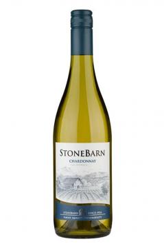 Rượu vang trắng Mỹ Stone Barn Chardonnay California