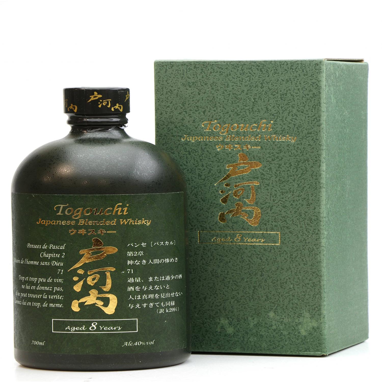 Rượu Togouchi Whisky 8 năm