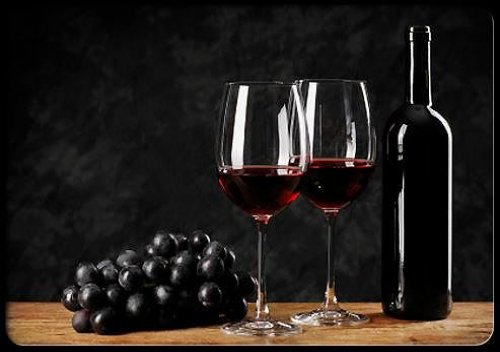 Rượu vang đỏ là thần dược trị cao huyết áp